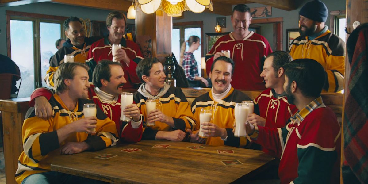 Dairy Farmers of Canada – Hockey